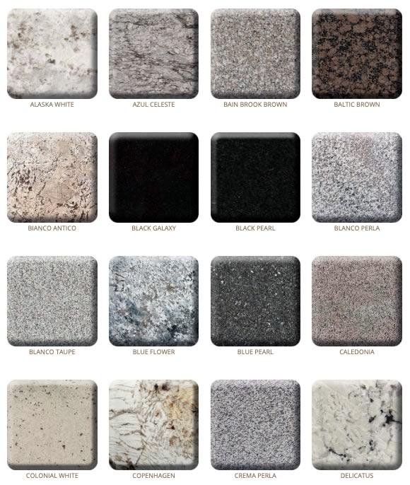 Prefab Countertops C A S Granite